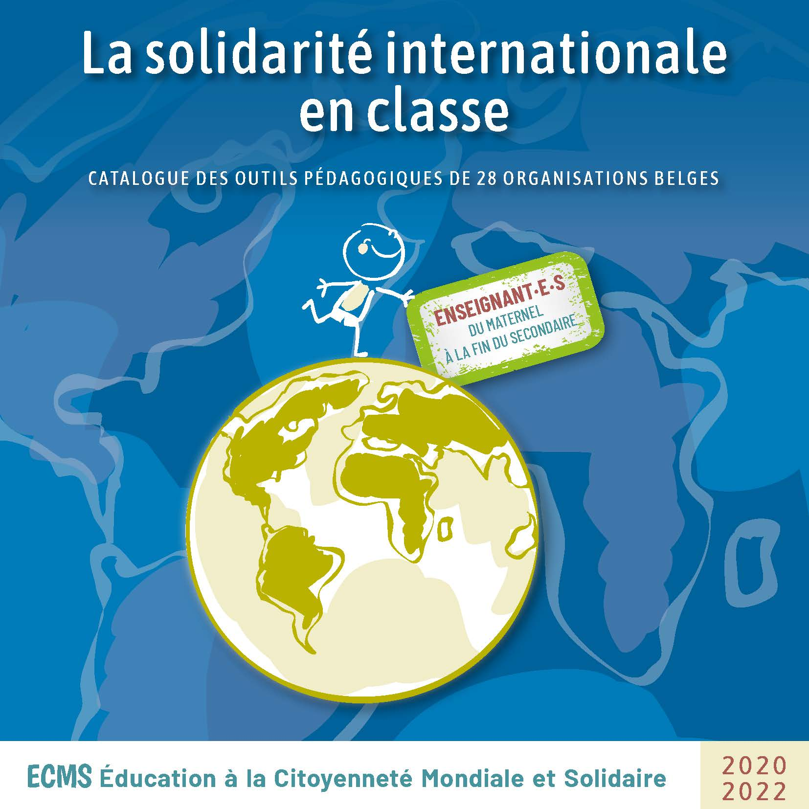 catalogue solidarité internationale en classe